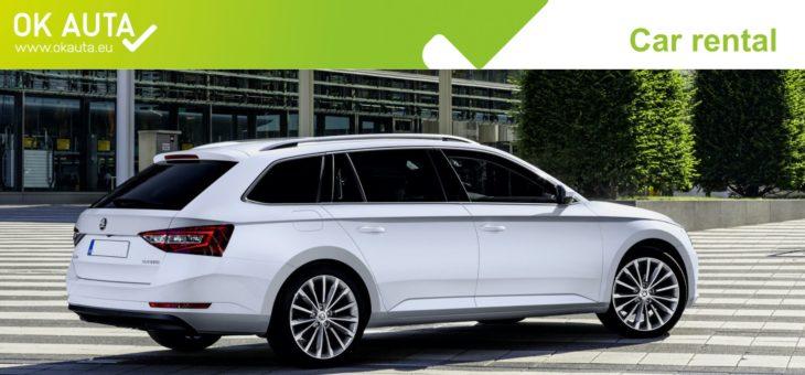 Proč jet na dovolenou s vozidlem od Autopůjčovny? A proč využít služeb Autopůjčovny OK Auta?